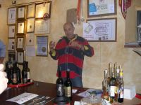 Cennatoio Winery Sommelier