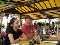Wine tasting in Gaiole