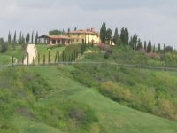 Private and Panoramic Villa in Tuscany