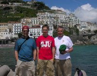 Three Generations travel to Italy