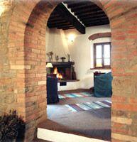 Il Palombaro Interior