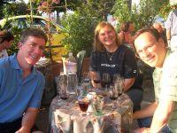 Radda wine tasting