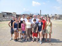 Family in Pompeii